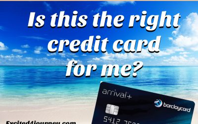 Barclaycard Arrival Plus Credit Card Worth Getting ?
